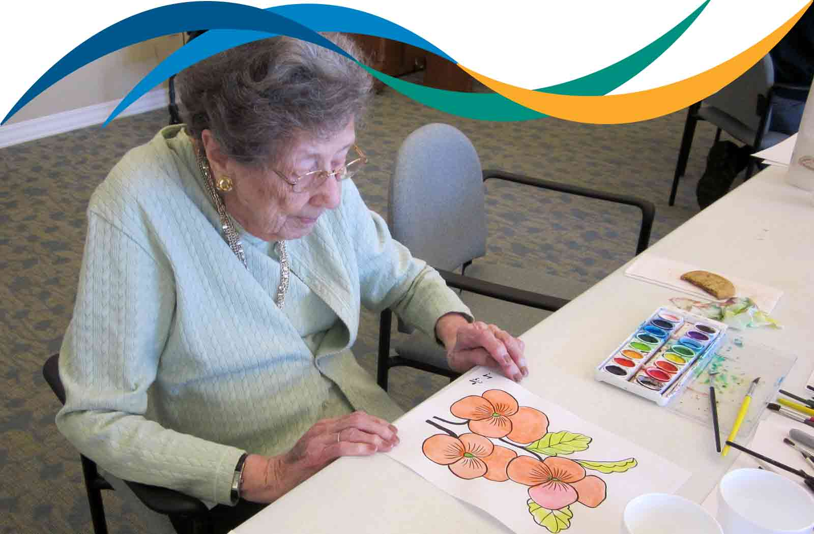 Activity at Sheboygan Senior Community